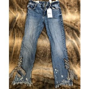 Super Trendy Zara Jeans